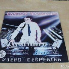 Discos de vinilo: CARLOS HAMMOND -MAXI 12 PULGADAS- NUEVO DESPERTAR. Lote 109185619