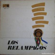 Discos de vinilo: RELÁMPAGOS, LOS: LOS RELÁMPAGOS (GRANADA) - ORIGINAL ZAFIRO / NOVOLA 6 PISTAS. Lote 109189835