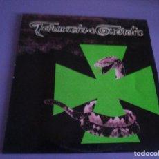 Discos de vinilo: FANTASTICO PUNK LP FARMACIA DE GUARDIA. SELLO DRO.1985.ELLA ES DEMOLEDORA.SOY UN CADAVER.. Lote 109191571