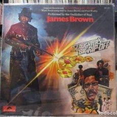 Discos de vinil: JAMES BROWN - SLAUGHTER'S BIG RIP-OFF (LP) GERMANY. Lote 109193051