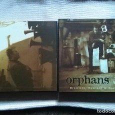 Discos de vinilo: TOM WAITS - '' ORPHANS: BRAWLERS BAWLERS & BASTARDS '' 7 LP + BOOKLET COMPLETE BOX SET USA 2009. Lote 109198567