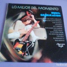 Discos de vinilo: LP ORIGINAL. LO MEJOR DEL MOMENTO. NUEVA GENERACION. SELLO OLYMPO.1972.FAT FEMALE SCAT DABADA GROOVE. Lote 109203755