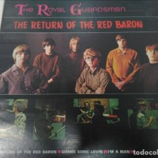 Discos de vinilo: THE ROYAL GUARDSMEN - THE RETURN OF THE RED BARON. Lote 109208767