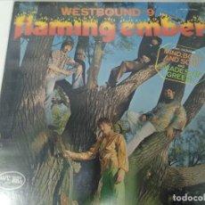 Discos de vinilo: FLAMING EMBER - WESTBOUND 9. Lote 109210603