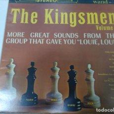Discos de vinilo: THE KINGSMEN - VOLUMEN II. Lote 109212387
