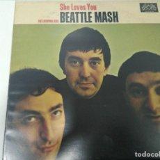 Discos de vinilo: THE LIVERPOOL KIDS - BEATTLE MASH. Lote 109212527
