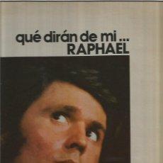 Discos de vinilo: RAPHAEL LP SELLO PARNASO EDITADO EN USA. Lote 109214279