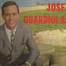 Discos de vinilo: JOSE GUARDIOLA LP SELLO VERGARA EDITADO EN VENEZUELA. Lote 109214563