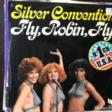 Discos de vinilo: FLY. ROBIN, FLY. SILVER -CONVENTION. Lote 109224968