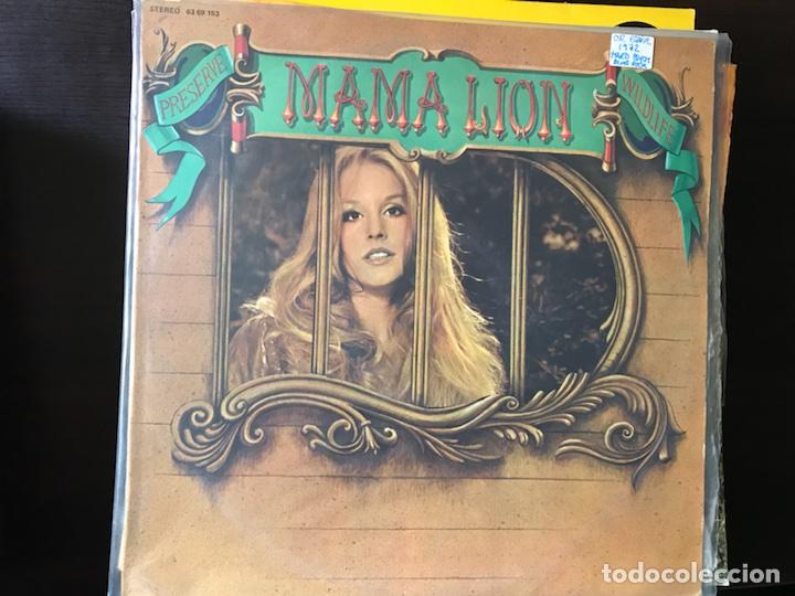 WILDLIFE. MAMA LION (Música - Discos - LP Vinilo - Pop - Rock - Internacional de los 70)