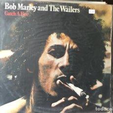 Discos de vinilo: CATCH A FIRE. BOB MARLEY. Lote 109233520