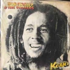 Discos de vinilo: KAYA. BOB MARLEY. Lote 109233683