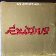 Discos de vinilo: EXODUS. BOB MARLEY. Lote 109233712