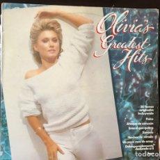 Discos de vinilo - Olivia's greatest hits, Olivia Newton John - 109234404