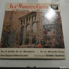 Discos de vinilo: IN A MONASTERY GARDEN- ROBERT SHARPLES- DECCA 1963 ESPAÑA 6. Lote 109254247