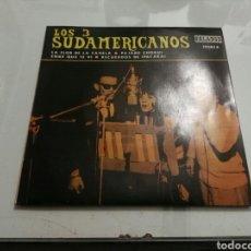 Discos de vinilo: LOS 3 SUDAMERICANOS- EP LA FLOR DE LA CANELA/PAJARO CHOGUI...- ORLADOR 1967 ESPAÑA 6. Lote 109255678