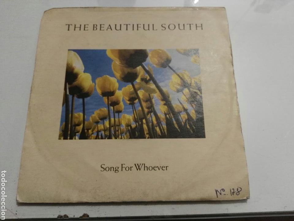 The beautiful south- Song for whoever/Top 30- Gol Records 1989 6
