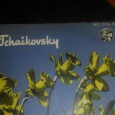 Discos de vinilo: P.J. TCHAIKOVSKY. ORQUESTA SINFÓNICA DE VIENA. VALS DE LAS FLORES. PAS DE CARACTERE. VALS DE LA BELL. Lote 109269458