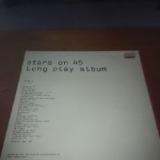 Discos de vinilo: STARS ON 45 LONG PLAY ALBUM. C14V. Lote 109292219