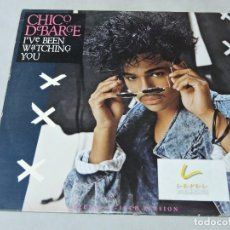 Discos de vinilo: CHICO DEBARGE - I'VE BEEN WATCHING YOU 12'' MAXI. Lote 109319235
