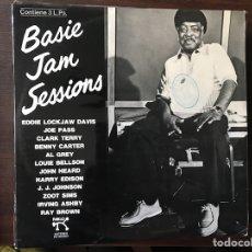 Discos de vinilo: BASIE JAM SESSIONS. Lote 109322639
