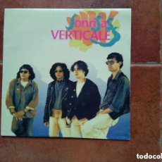 Discos de vinilo: SONRISAS VERTICALES - MALA SUERTE (SG) 1993 PROMO!!!!! MUY DIFICIL. Lote 109324071