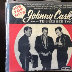 Discos de vinilo: JOHNNY CASH WITH THE TENNESSEE TWO. Lote 109326144