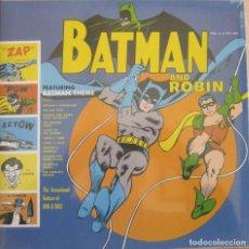Discos de vinilo: BLUES PROJECT, THE & SUN RA (THE SENSATIONAL GUITARS OF DAN & DALE): BATMAN & ROBIN SOUNDTRACK). Lote 109338099
