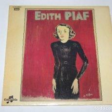 Discos de vinilo: EDITH PIAF - LE DROIT D'AIMER - 2XLP GATEFOLD - EMI FRANCE 1978. Lote 109338287