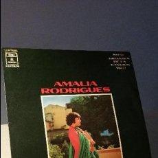 Discos de vinilo: AMALIA RODRIGUES GIGANTES DE LA CANCIÓN VOL 27 LP. Lote 109339419
