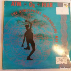 Discos de vinilo: LP. THE ATMOSPHERE INTRODUCING MAE B. ATM OZ FEAR. Lote 109340303