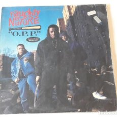 Discos de vinilo: NAUGHTY BY NATURE - O.P.P. - 1991. Lote 109342707