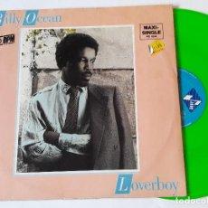 Discos de vinilo: BILLY OCEAN - LOVERBOY - 1985. Lote 109342819