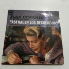 Discos de vinilo: RAY CONNIFF- EP ASI NACEN LOS RECUERDOS- CBS 1962 ESPAÑA 6. Lote 109345182