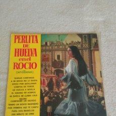 Vinyl-Schallplatten - PERLITA DE HUELVA LP - 109348655