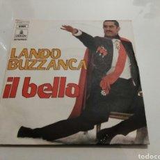 Discos de vinilo: LANDO BUZZANCA- IL BELLO- ODEON RAREZA 1971 MADE IN ITALY 6. Lote 109349694