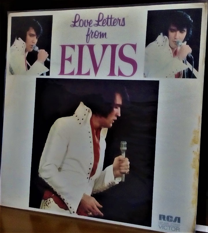 Discos de vinilo: ELVIS PRESLEY - LOVE LETTERS FROM ELVIS - (LSP-4530) RCA VICTOR / USA, 1971 / - Foto 2 - 47836769