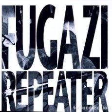 Discos de vinilo: LP FUGAZI REPEATER VINILO+ MP3 DOWNLOAD. Lote 110202196