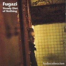 Discos de vinilo: LP FUGAZI STEADY DIET OF NOTHING VINILO+ MP3 DOWNLOAD. Lote 109356655