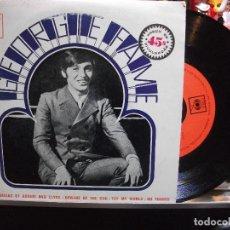 Discos de vinilo: GEORGIE FAME THE BALLAD OF BONNIE&CLYDE+3 EP 1967 PORTUGAL PEPETO TOP . Lote 109385615