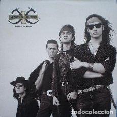 Discos de vinilo: HEROES DEL SILENCIO - SENDEROS DE TRAICION - EMI 1990 - 072 7957521. Lote 109389239
