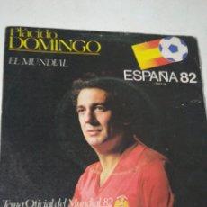 Discos de vinilo: SINGLE VINILO MUNDIAL 82. Lote 109390759