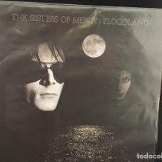Discos de vinilo: THE SISTERS OF MERCY - FLOOD LAND - LP. Lote 109391246