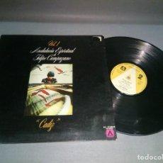 Disques de vinyle: 918- ANDALUCIA ESPIRITUAL DE FELIPE CAMPUZANO VOL1 -VIN LP - PORT VG + / DISCO VG +. Lote 109393979