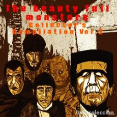 Discos de vinilo: THE BEAUTY FULL MONSTERS COLLECTOR'S COMPILATION VOL. 2 - AÑO 2011. Lote 109398883