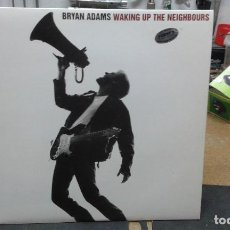 Discos de vinilo: BRYAN ADAMS	WALKING UP THE NEIGHBOURS. Lote 109400479
