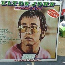 Discos de vinilo: ELTON JOHN CANCIONES DE ORO (1979). Lote 109401411