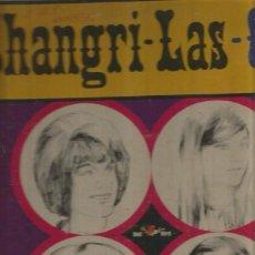 Discos de vinilo: SANGRI-LAS-65 LP SELLO RED BIRD EDITADO EN USA. Lote 109410271
