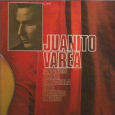 Discos de vinilo: JUANITO VAREA LP SELLO COLUMBIA EDITADO EN ESPAÑA AÑO 1971 . Lote 109411527