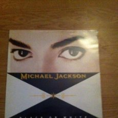 Discos de vinilo: MICHAEL JACKSON - BLACK OR WHITE EPIC 1991. Lote 109411631